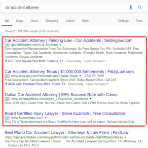 lawyer leads and attorney lead generation