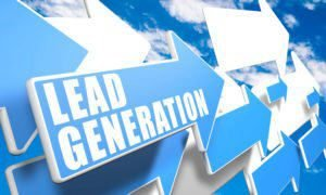 personal injury lead generation sign